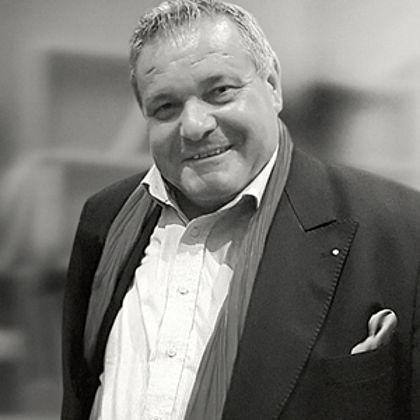 Anton Goll,  Vereinsvorsitzender und Geschäftsführer